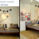 Dormitorio Juvenil All stars